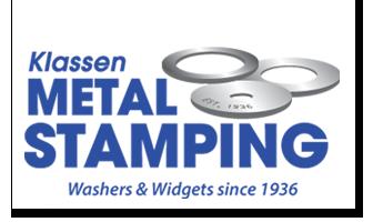 Klassen Metal Stamping